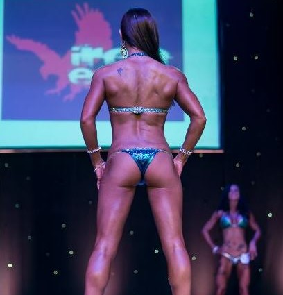 Lucy, Pure Elite and WBFF competitor