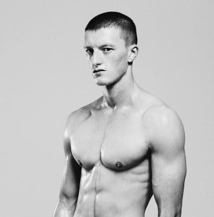 James W, fitness model