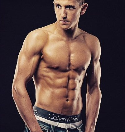 Joe S, footballer and physique model