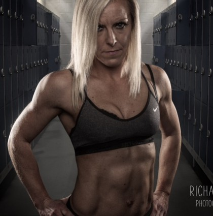 Caz, bodybuilding personal trainer
