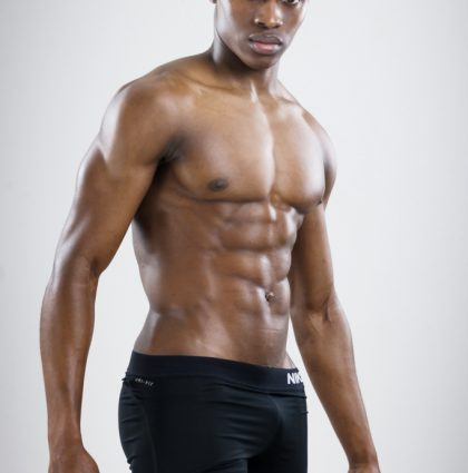 Aristide, athlete and fitness model