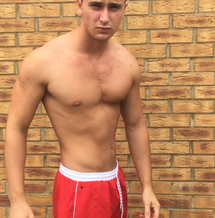 James B – Ripped Models fitness model