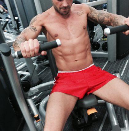 Jordan F, RIPPED Models strength trainer