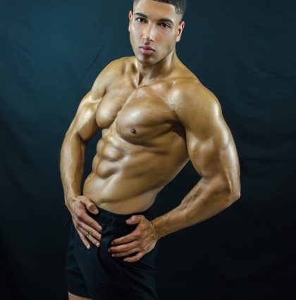 Alex T, RIPPED Models fitness model
