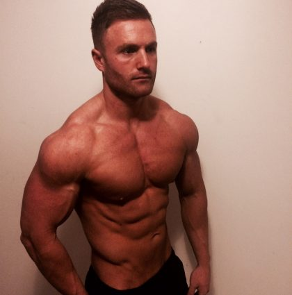 Mark N, bodybuilder and fitness model