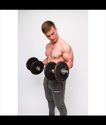 James C – RIPPED Models fitness model