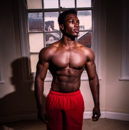 Richard N, fitness and aesthetics