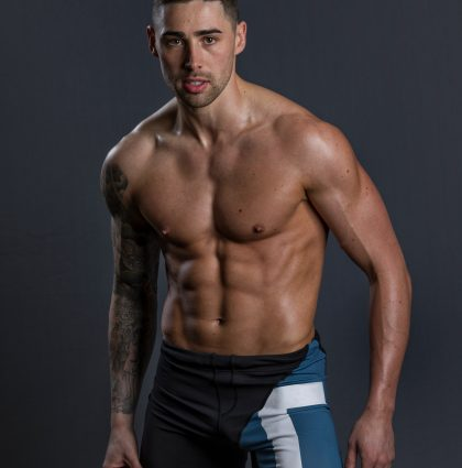 Reece H, RIPPED Models physique model