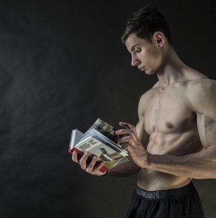 Giuliano M, aesthetics and fitness