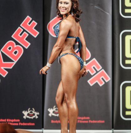 Janelle M, aesthetic fitness