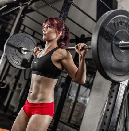 Chloe B, fitness & aesthetics