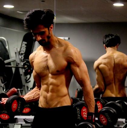 Darshil, sports model