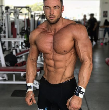 Adam H, bodybuilder