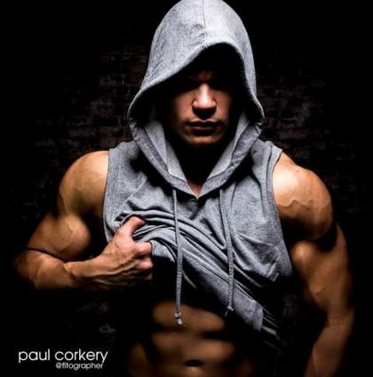 Ross P, muscle model