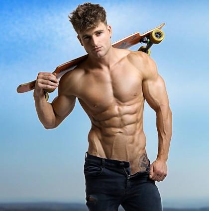 Michael S – fitness model