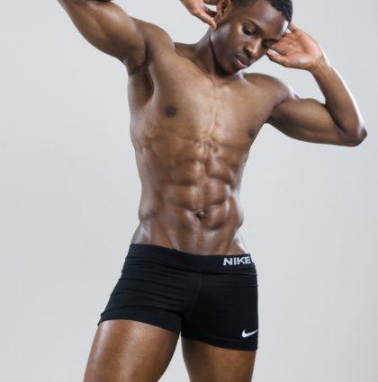 Aristide, fitness model