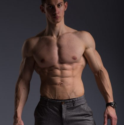 Giuliano M, muscle model