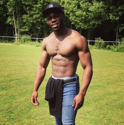 Ebenezer I, fitness model