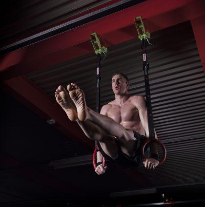 Ross M, fitness model