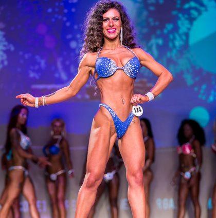 Milena M – fitness model