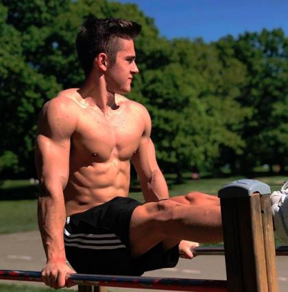 Dan P, Fitness Model