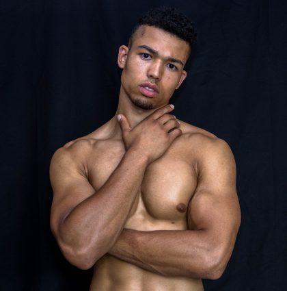 Ben C, fitness model